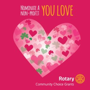 Nominate a non-profit you love
